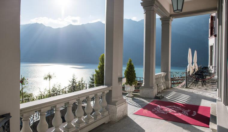 תמונה מאחד המלונות של גיסבאך.